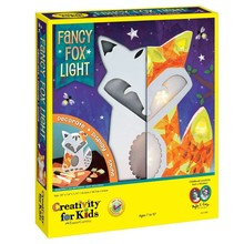 Creativity for Kids Creativity for Kids Fancy Fox Light