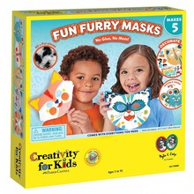 Creativity for Kids Creativity for Kids Fun Furry Masks