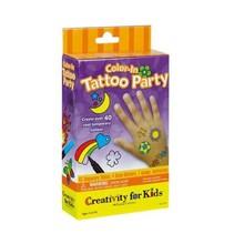 Creativity for Kids Creativity for Kids Mini Tattoo Party