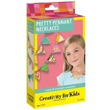 Creativity for Kids Creativity for Kids Mini Pennant Necklaces