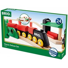 Brio Brio Train Classic Deluxe Set