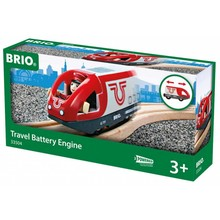 Brio Brio Train Battery Travel