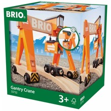 Brio Brio Train Gantry Crane