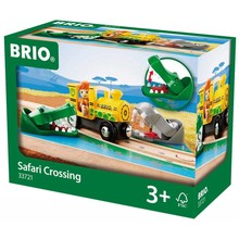 Brio Brio Train Safari Crossing