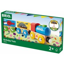 Brio Brio Birthday Train