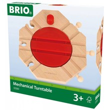 Brio Brio Train Track Mechanical Turntable
