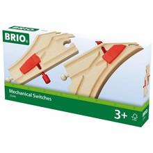 Brio Brio Train Track Mechanical Switches
