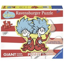 Ravensburger Ravensburger Floor Puzzle 24pc Thing 1 & Thing 2