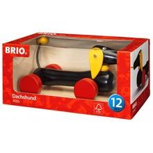 Brio Brio Baby Pull Along Dachshund