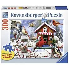 Ravensburger Ravensburger Puzzle 300pc Large Format The Lodge