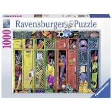 Ravensburger Ravensburger Puzzle 1000pc The Locker Room
