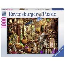 Ravensburger Ravensburger Puzzle 1000pc Merlin's Laboratory
