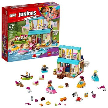 Lego Junior Friends Stephanie's Lakeside House 10763