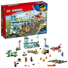 Lego Lego Junior City Central Airport