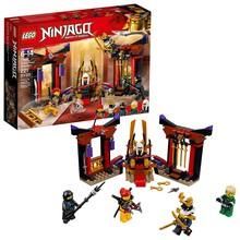 Lego Lego Ninjago Throne Room Showdown