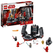 Lego Lego Star Wars Snoke's Throne Room