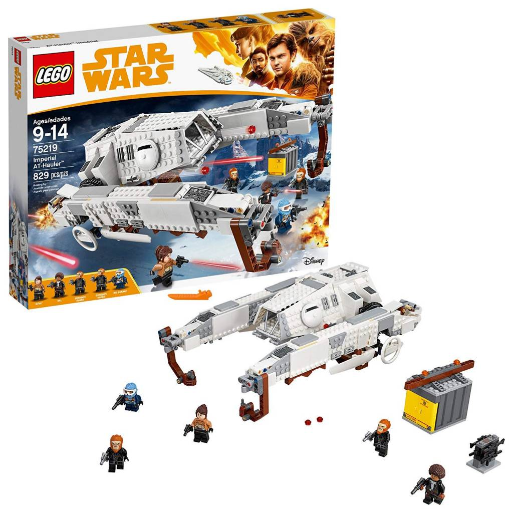 Lego Star Wars Imperial AT-Hauler - Minds Alive! Toys Crafts Books