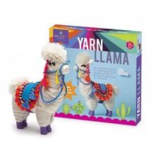 CraftTastic Yarn Llama