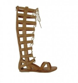 Mia Lace up Gladiator Sandals