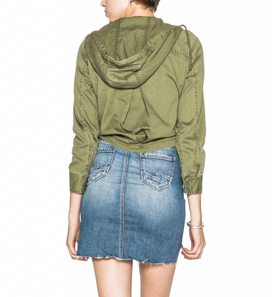 Silver Francy Skirt