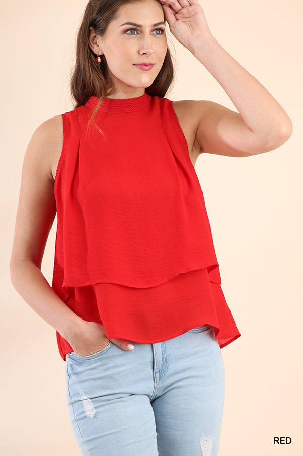 Umgee Red Top