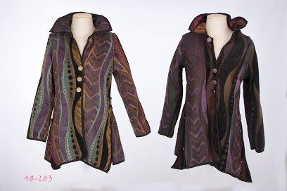 I-Reversibles Long Coat