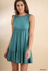 Umgee washed dress