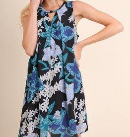 Umgee Black Mix Dress