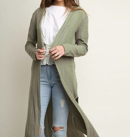 Umgee open front cardigan