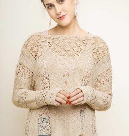 Umgee long slv crochet