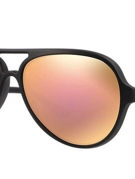 RAY-BAN RB4125 - 601SZ2 - MATTE BLACK - 59