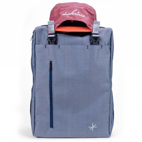 THE SHRINE SHRINE SNEAKER BACKPACK DUALITY