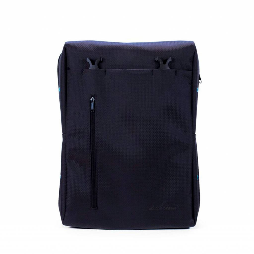 THE SHRINE SHRINE SNEAKER BACKPACK BLK/TEAL