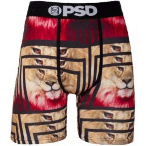 PSD UNDERWEAR ABSTRACT LION