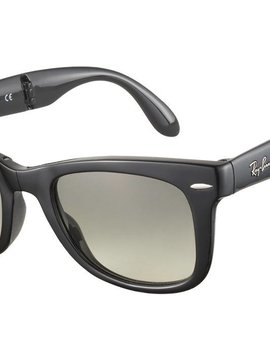 RAY-BAN RB4105 - 601 - BLACK - 50