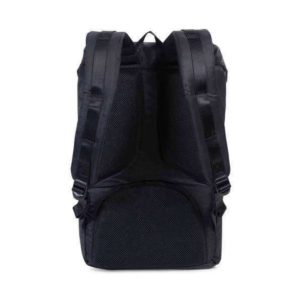 HERSCHEL SUPPLY CO LIL AMER NYLON BLK