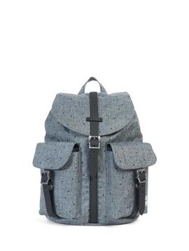 HERSCHEL SUPPLY CO DAWSON W 300D POLY SCTR RAVEN