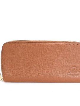 HERSCHEL SUPPLY CO AVENUE B LEATHER TAN