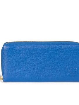 HERSCHEL SUPPLY CO AVENUE B LEATHER COBALT