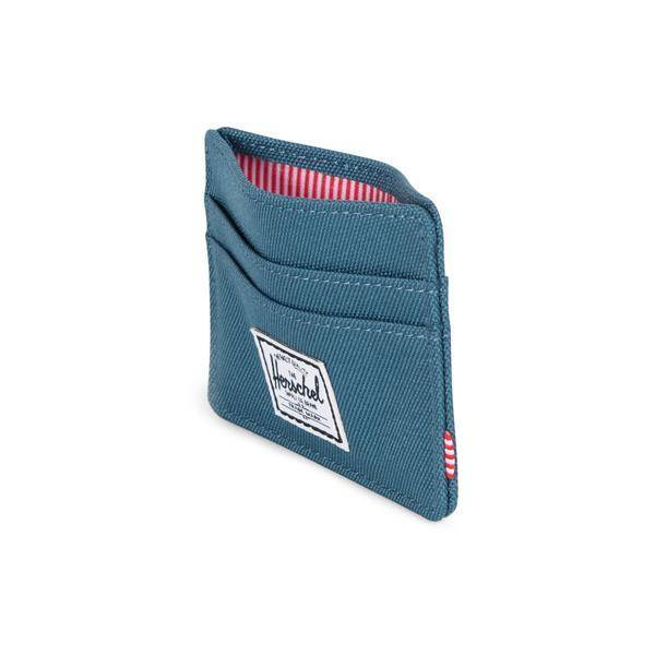 HERSCHEL SUPPLY CO CHARLIE 600D POLY TEAL
