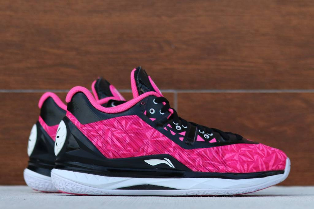 WAY OF WADE WOW4 ORIGAMI PINK