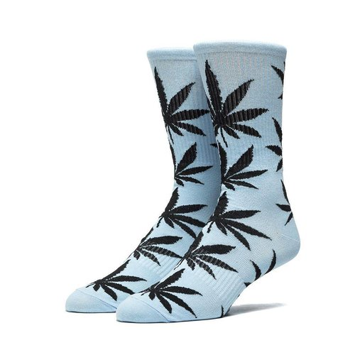 HUF PLANTLIFE CREW SOCK ICE BLUE