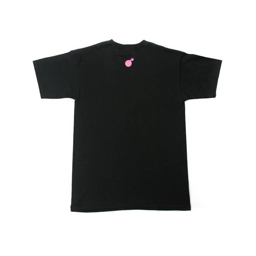 THE HUNDREDS PAM BLACK T-SHIRT