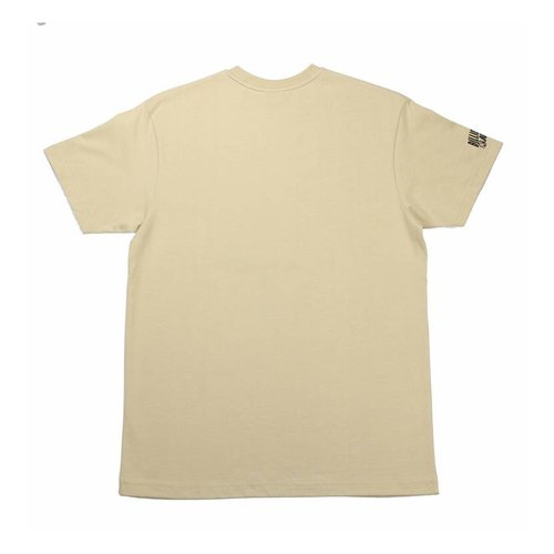 BILLIONAIRE BOYS CLUB COSMIC FRONTIER SS WARM SAND TEE