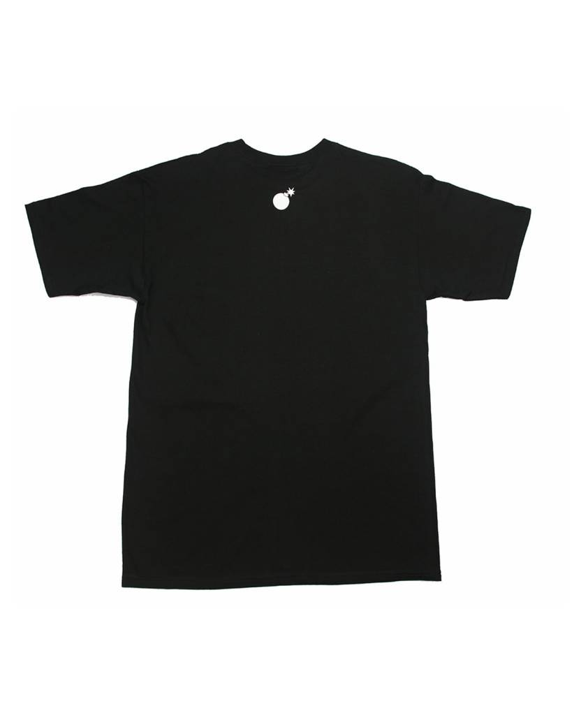 THE HUNDREDS KAI T-SHIRT BLACK