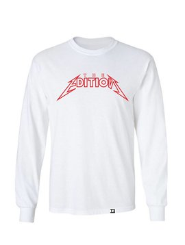 THE EDITION TE TOUR WHT LONG SLEEVE