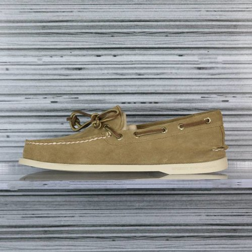 SPERRY A/O 1-EYE SUEDE TAN STS12402