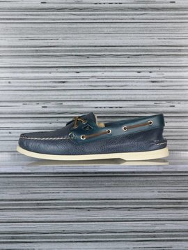 SPERRY A/O 2-EYE CROSS LACE NAVY