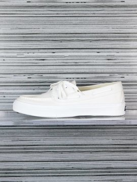 SPERRY BAHAMA 2-EYE WHITE/WHITE STS13456