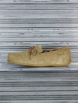 SPERRY R&R MOC 1-EYE TAN STS10330